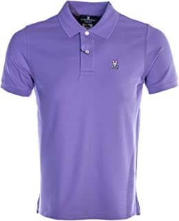 Psycho Bunny Classic Polo Shirt in Helio Purple