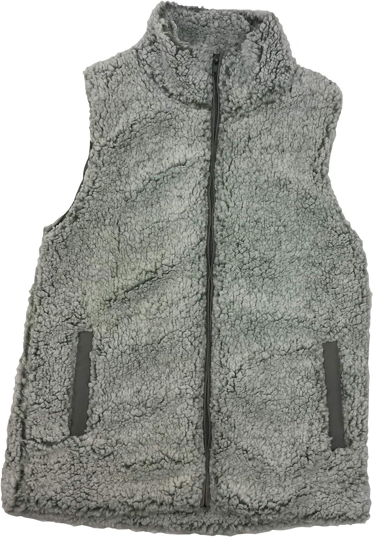 Katydid Women's Sleeveless Sherpa Vest