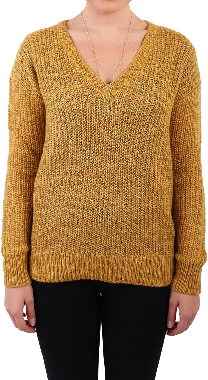 Maison Scotch Deep VNeck Soft Womens Knit