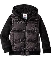 Removable Long Sleeve with Puffer Vest Turnstile Jacket (Toddler/Little Kids/Big Kids)