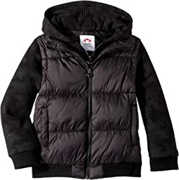 Removable Long Sleeve with Puffer Vest Turnstile Jacket (Toddler/Little Kids/Big Kids)