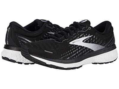 Brooks Ghost 13 (Black/Blackened Pear/White) Women