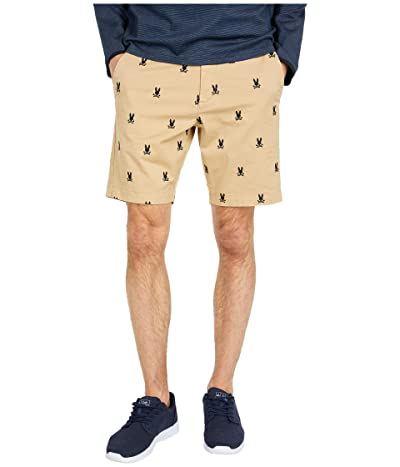 Psycho Bunny Cramlington Shorts (British Khaki) Men