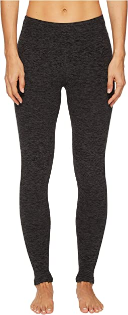 Beyond Yoga - Cross It Back Midi Leggings