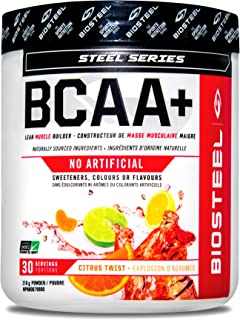 BIOSTEEL Citrus Twist BCAA, 210 GR