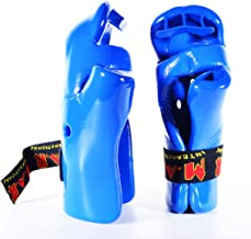 Karate Wuko Mitts with Elasticized Velcro Closure and Elasticated Finger Grips