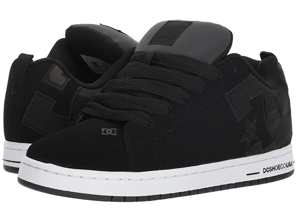 DC Court Graffik SE (Black/Camo) Men
