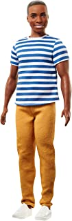 Barbie Ken Fashionistas Doll 18 Super Stripes