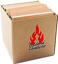Kiln-Dried Kindling 1 Cubic Ft. Easy-Light Fire Starter All Natural Red Cedar