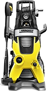 karcher water cooled induction motor
