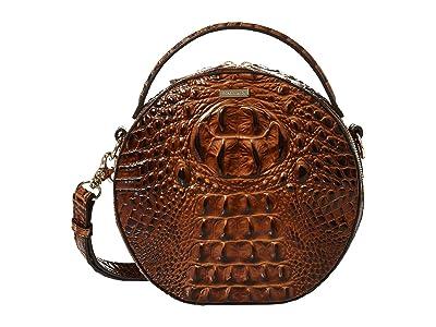 Brahmin Lane (Pecan) Handbags