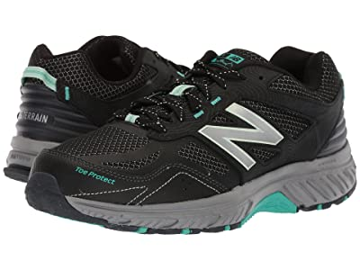 New Balance 510v4 (Black/Outerspace) Women