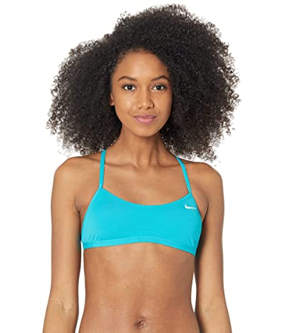 Nike Hydrastrong Solid Cutout Bikini Top