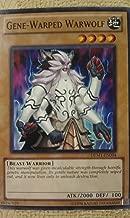 Yu-Gi-Oh! - Gene-Warped Warwolf (DEM1-EN004) - Demo Pack - Edition - Common