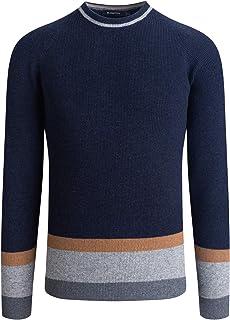Mens Ls Crew Neck Sweater