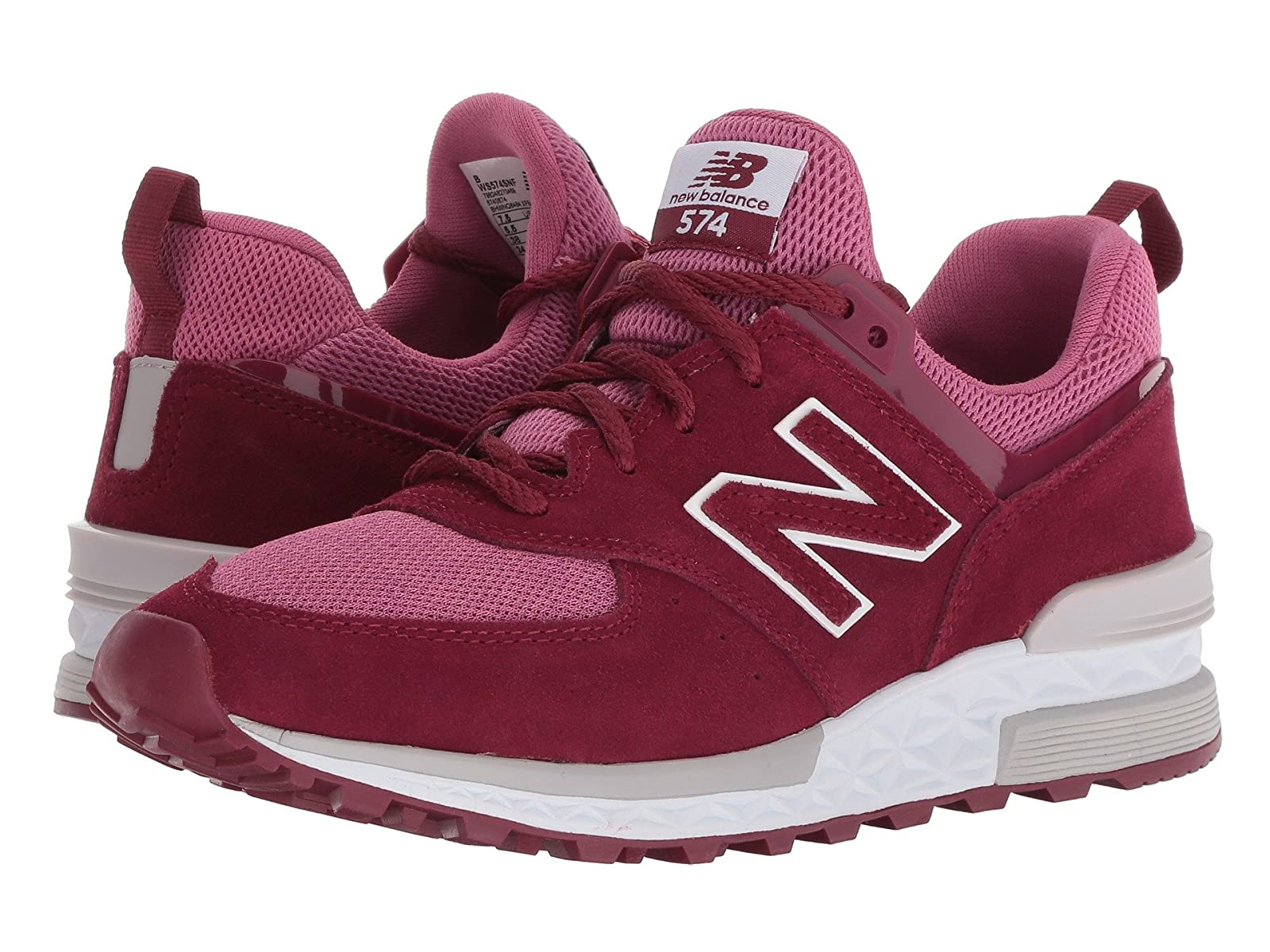 New Balance Classics WS574Atmospheric grades have affordable shoes