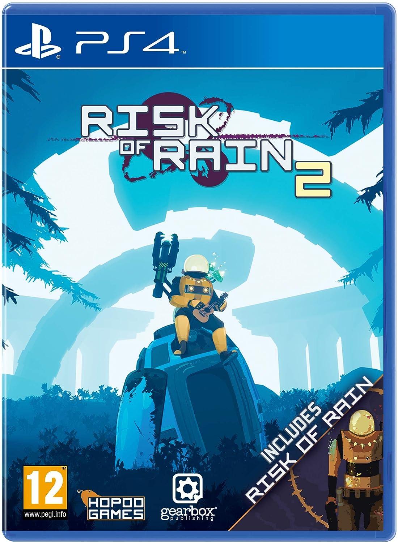 Risk Of Max 77% Super Special SALE held OFF Rain PS4 2