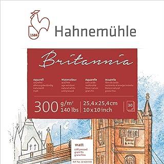 Hahnemuhle Watercolor Block Quattro Britannia