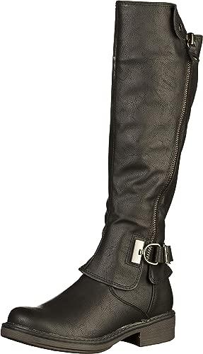 Damen 26621-21 Hohe Stiefel