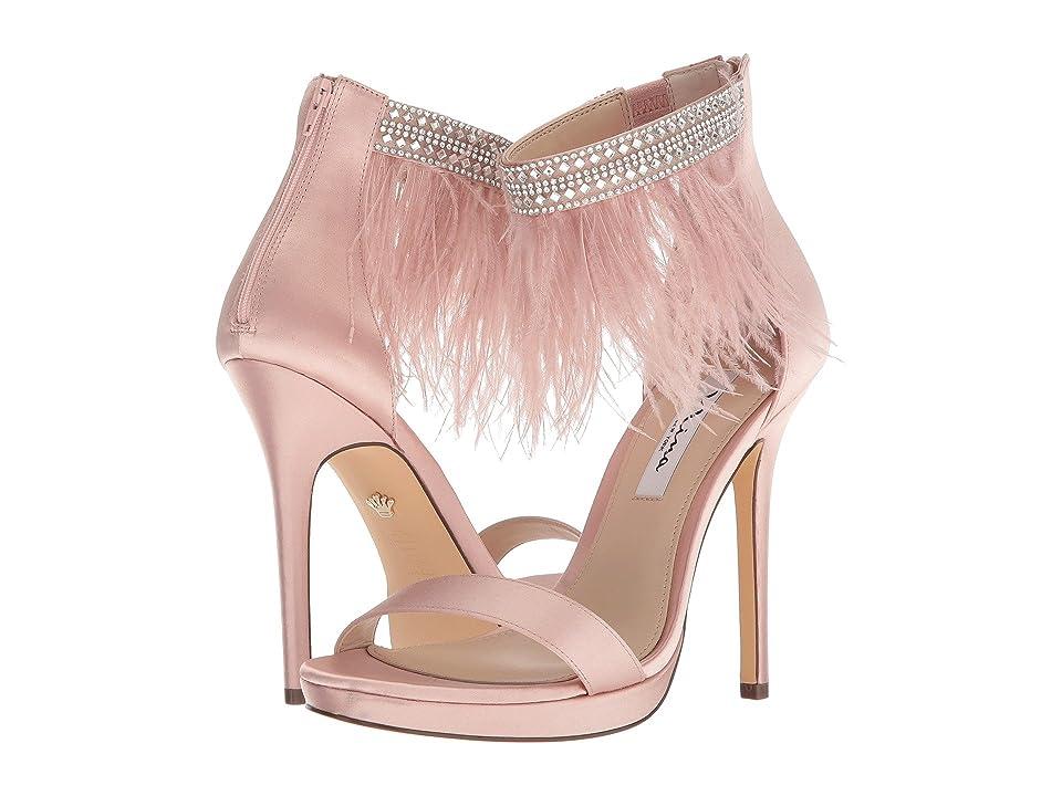 Nina Fran (Blush) Women's Sandals, Pink