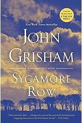 Sycamore Row: A Novel (Jake Brigance Book 2) Kindle Edition