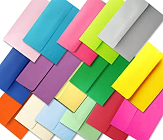 Best assorted colored envelopes Reviews