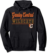 Greeley Central High School Wildcats Pullover Hoodie C4