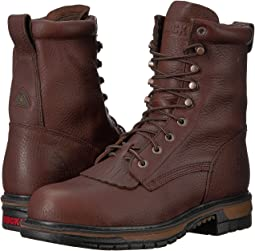 "8"" Original Ride Steel Toe WP"