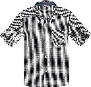 Best tan button up shirt boys Reviews