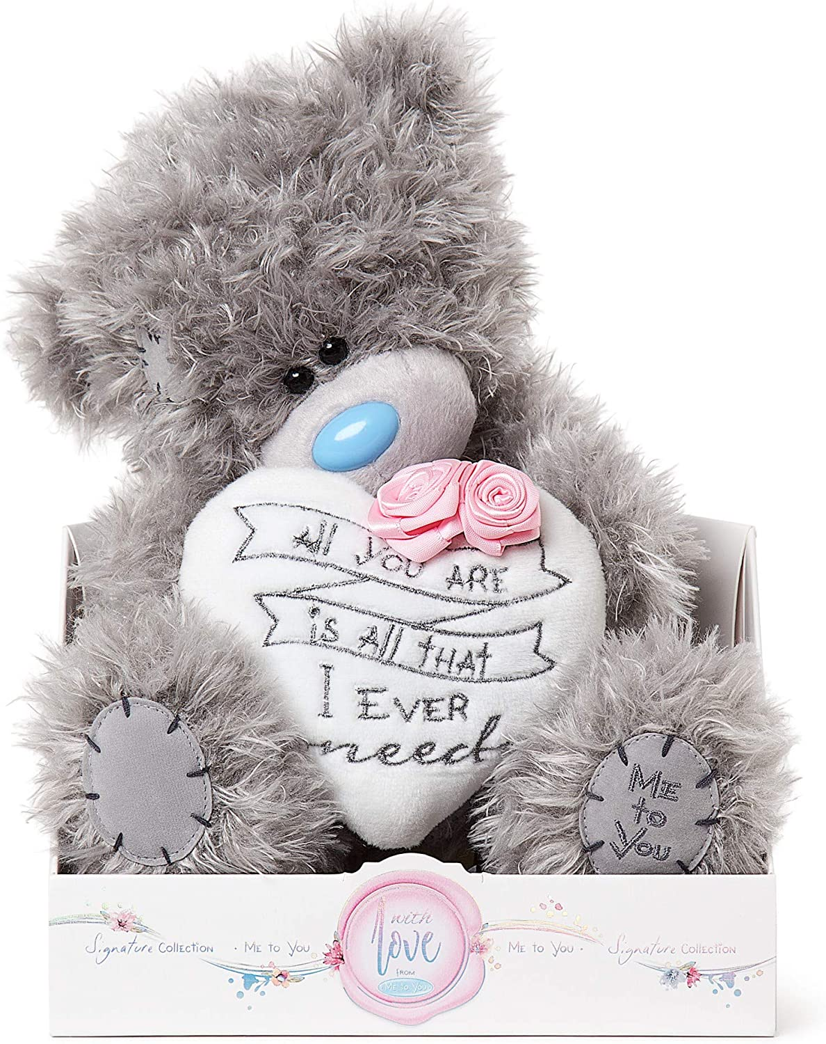 All That You 5% OFF are Tatty Heart Teddy Love price Bear