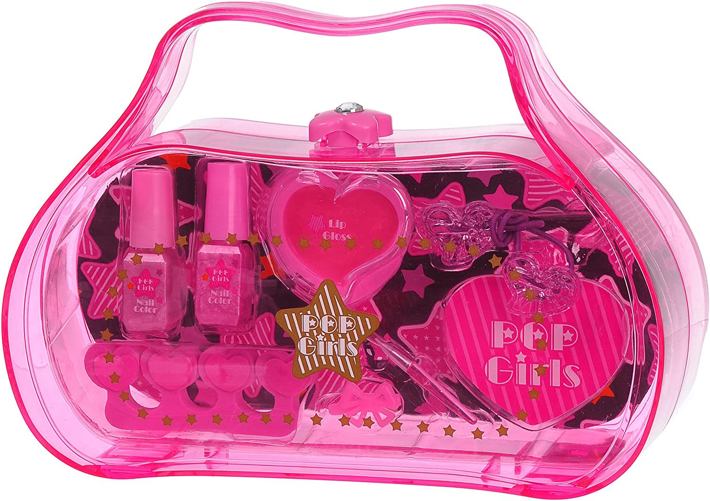 tiempo libre Bolsa Ready Ready Ready Pop Girls maquillaje fijados (japonesas Importaciones)  estilo clásico