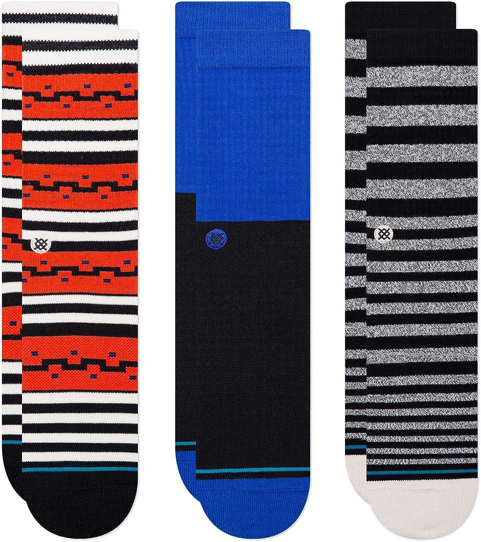 Stance Irwin 3-Pack Socks