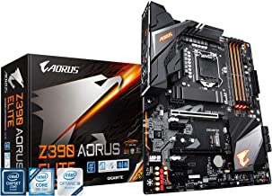 Gigabyte Z390 AORUS Elite (Intel LGA1151/Z390/ATX/2xM.2/Realtek ALC1220/RGB Fusion/Gaming Motherboard)