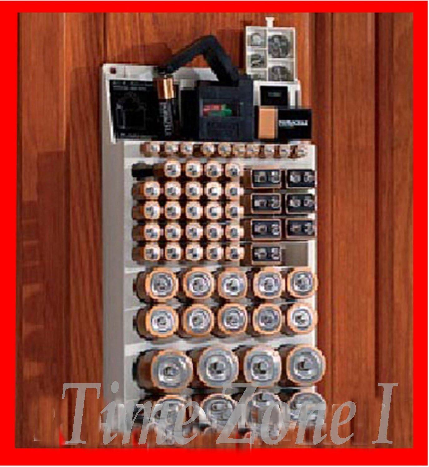 Range Kleen WKT4162 66 Battery Storage Rack with Tester