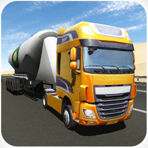 Truck Driver Pro 2 : Real Highway Racing 3D