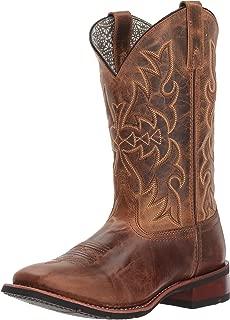 Laredo Women's Anita Cowgirl Boot Square Toe