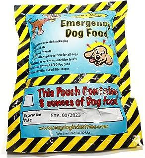 Pet Evac Pak, LLC MayDay Emergency Dog Food Ration