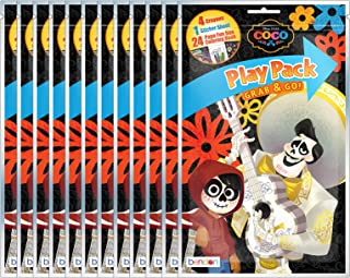 Disney Pixar Coco Grab and Go Play Packs (Pack of 12)