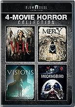 Blumhouse 4-Movie Horror Collection (The Veil / Mercy / Visions / Mockingbird)