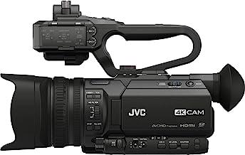"JVC GY-HM170UA Camcorder, 3.5"", Black"