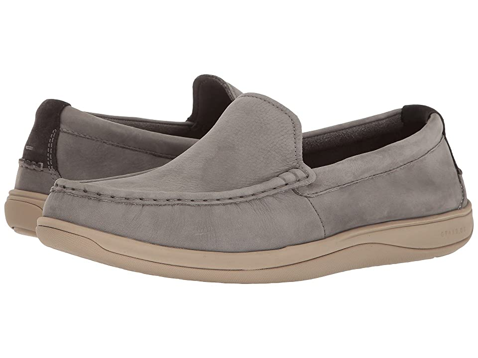 Cole Haan Boothbay Slip-On Loafer (Ironstone Nubuck) Men