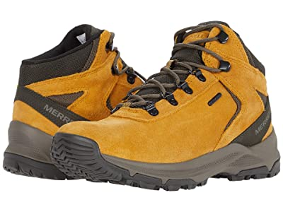 Merrell Erie Mid Waterproof (Gold) Men