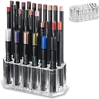 byAlegory Acrylic Eye Liner/Lip Liner Makeup Organiser | 26 Spaces