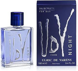 Ulric De Varens Udv Night Edt Vapo 100 ml 100 g