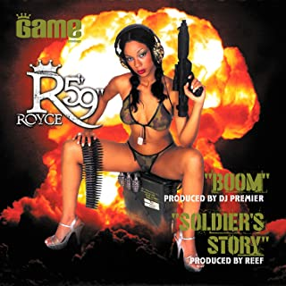 Boom/Soldier's Story [Explicit]