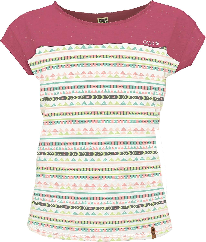 ABK Barcelos Tee T-Shirt, Damen B073S9PWJZ  Bevorzugtes Material