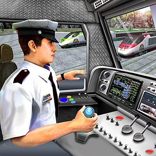 Train Engine Simulator Games Free - Driving Games