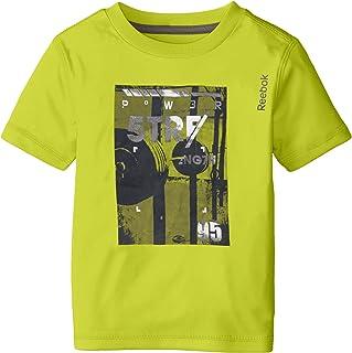 Reebok Boys Sport Short Sleeve T-Shirt Shirt