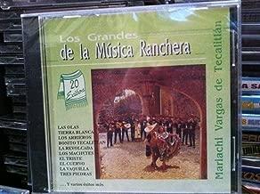 Los Grandes De La Musica Ranchera 20 Exitos