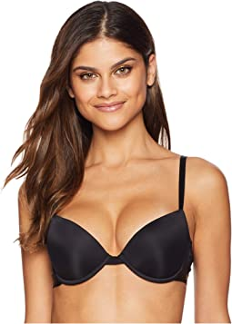 Iconic Microfiber Push-Up Bra